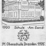 """75 Jahre Schule """"Am Sand"""""""
