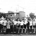 Jugendwettkämpfe dreier Zschachwitzer Schulen 1924