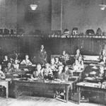 Klassenzimmer 1930