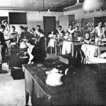 Kochschule 1918