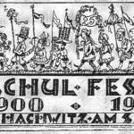 Schulfest 1925