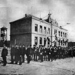 Schulhausweihe Herbst 1900