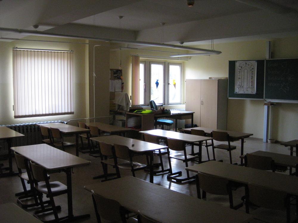 Klassenzimmer 1a