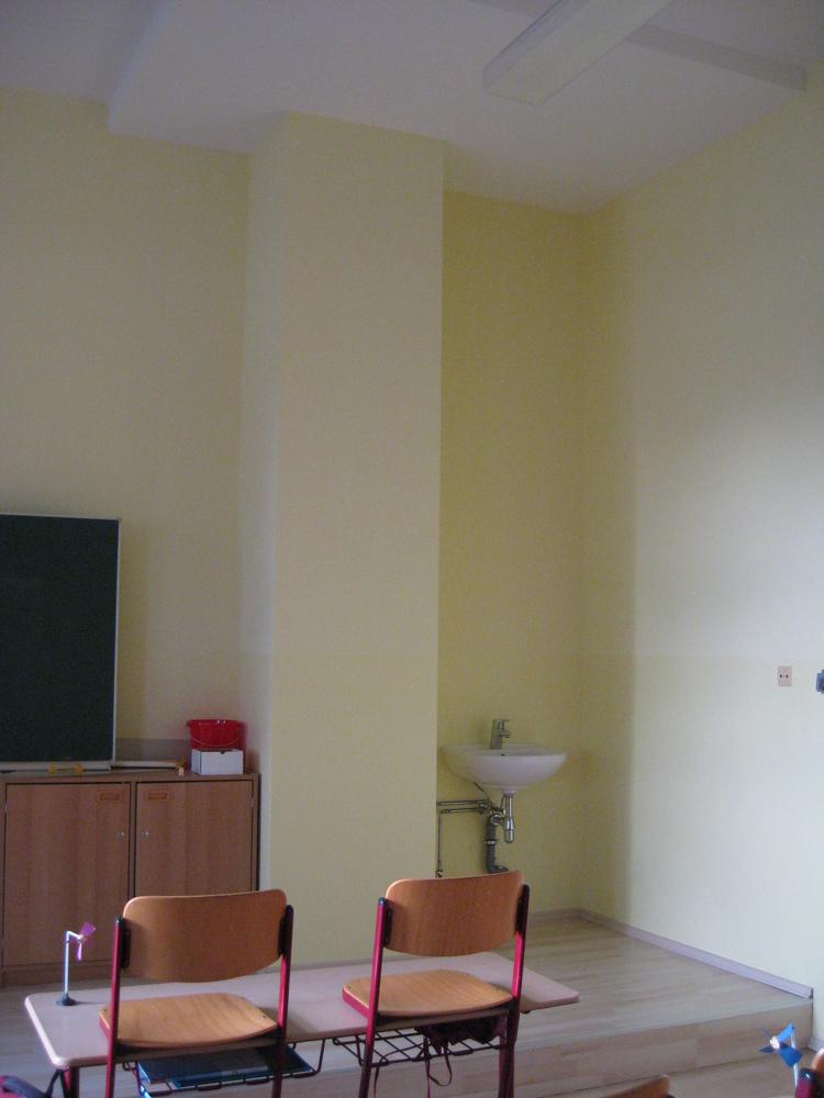 Klassenzimmer 1b