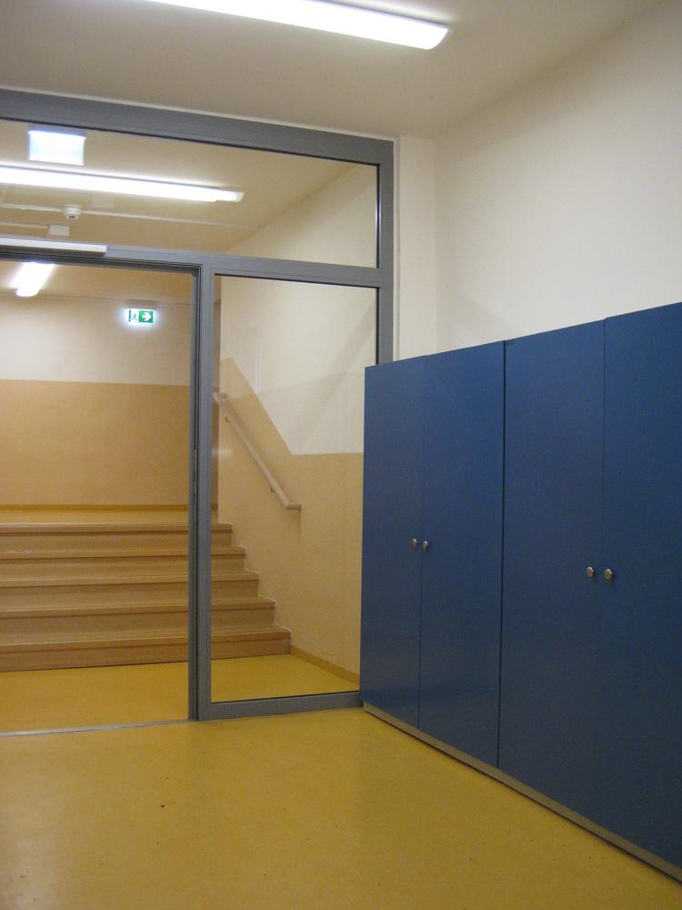 Zugang Dachgeschoss